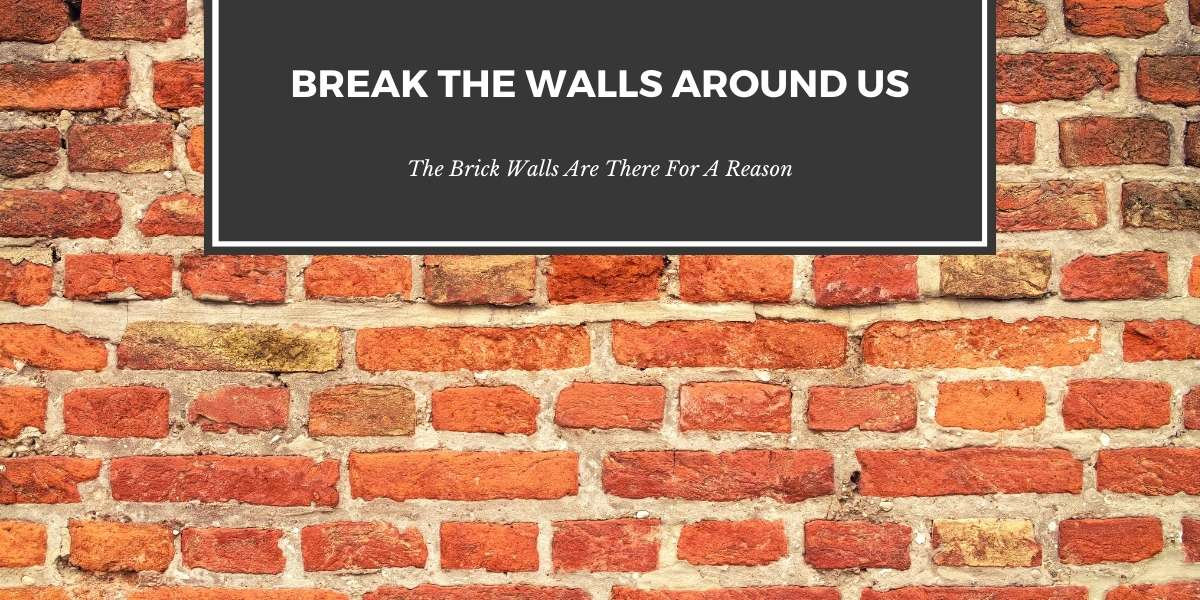 The brick walls are there for a reason. The brick walls are not there to keep us out; the brick walls are there to give us a chance to show how badly we want something. - Randy Pausch