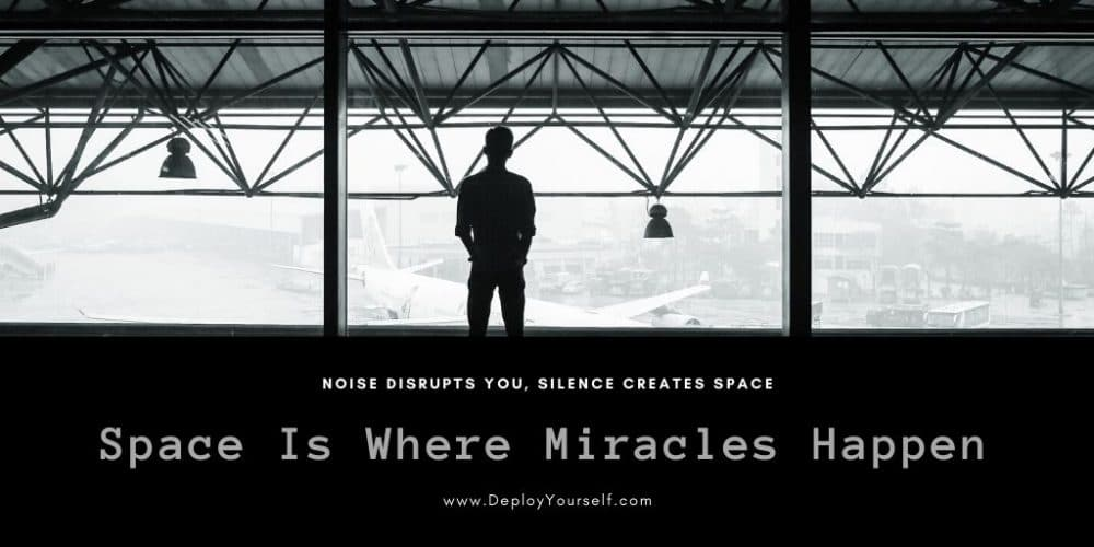 Space Is Where Miracles Happen