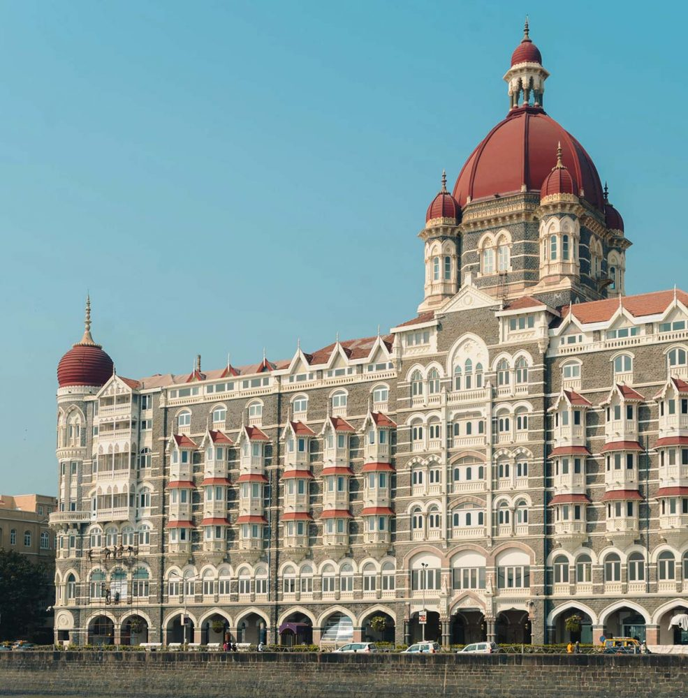 Taj Mahal Hotel, Mumbai, Which Was Attacked By Terrorists in 2008