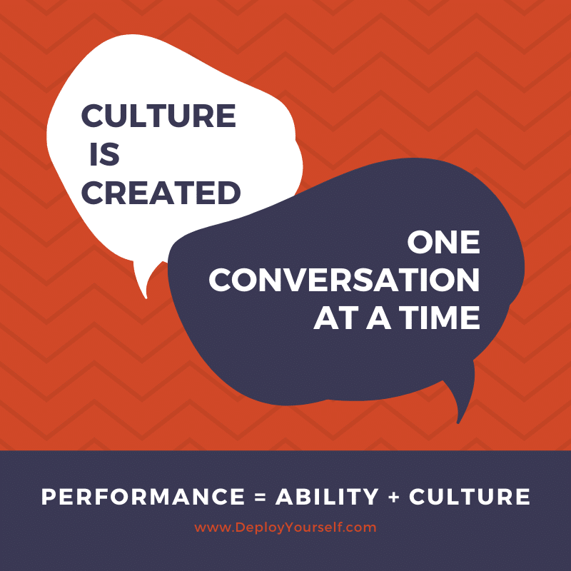 Performance = Ability + Culture . A Radical New Equation For Improving Performance At Work