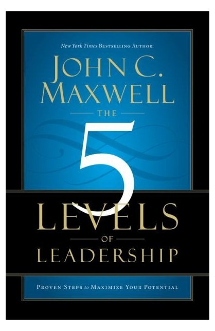 5 Levels of Leadership, John C Maxwell