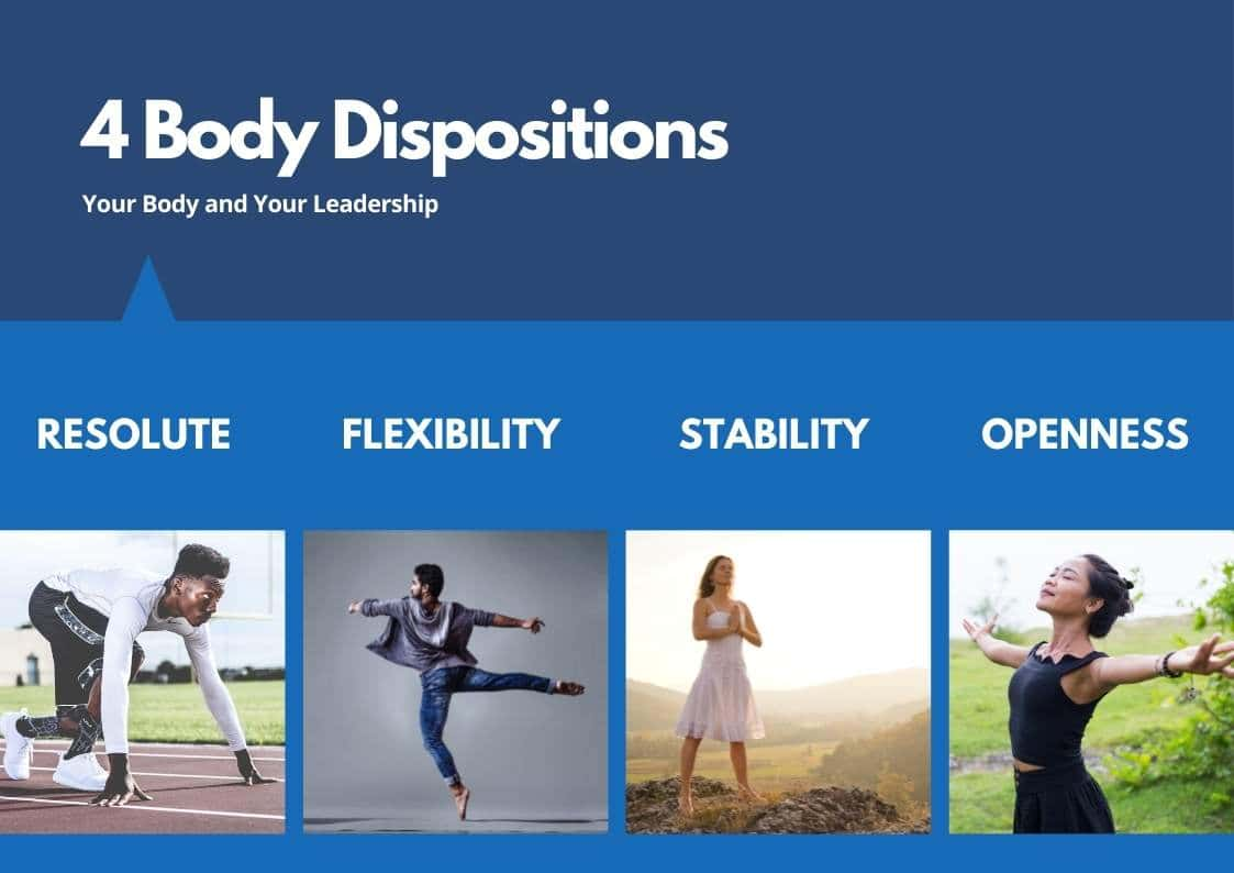 The 4 Body Dispositions